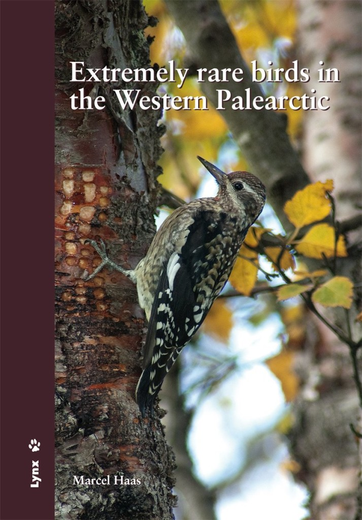 Extremely Rare Birds in the Western Palearctic, 2012